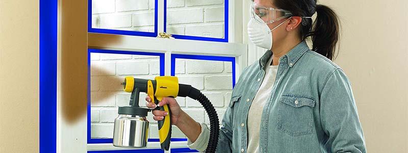 advantages of paint sprayer