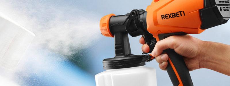 Tips on Using Paint Sprayers