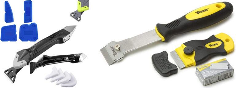 best caulk removal tool
