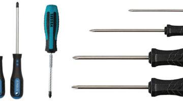 best JIS screwdrivers