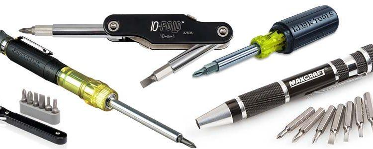 best pocket screwdrivers reviews