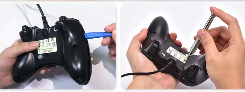 Screwdriver to open PS4